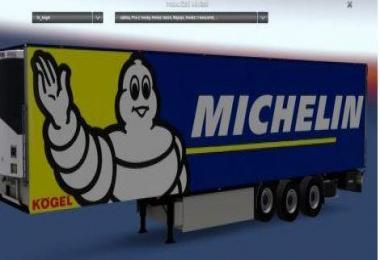 Kogel Trailer Michelin v1.0