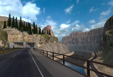 Addon Colorado for the map Coast to Coast v31.07.18
