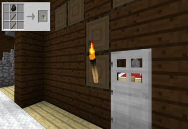 Burning Torches v1.12.2
