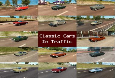 Classic Cars Traffic Pack by TrafficManiac v1.3