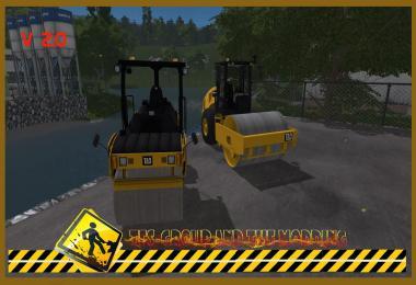 Compacteurs CAT v2.0