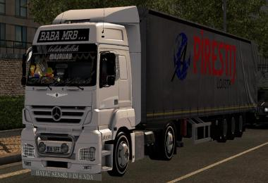 Dealer fix for BABA MRB Mercedes Benz Axor 1.31
