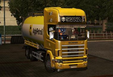 Dealer Fix for Scania 124L Rigid Truck 1.31