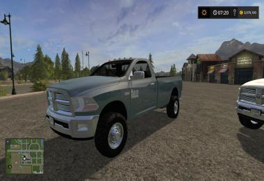 Dodge RAM 2500 Regcab v1.0