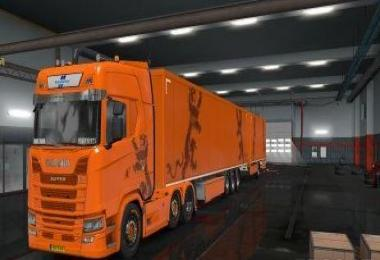 Dutch Lion Trailer Skin v1.0