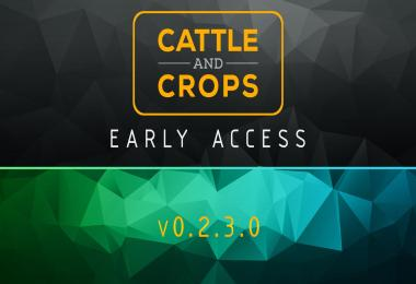 Early Access Update Release v0.2.3.0