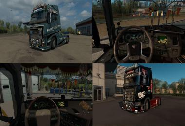 Tuning for default trucks (1.31, 1.32)