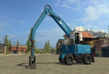 [FBM Team] Terex Fuchs MHL 454 Update BETA