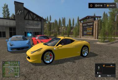 Ferrari 458 Italia Color v1.1.0
