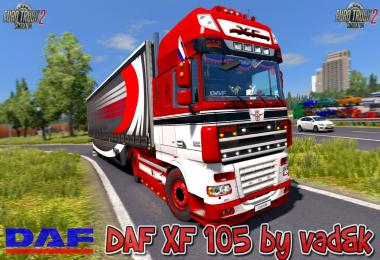 Fix for DAF XF 105 v6.0 by vad&k 1.32 beta