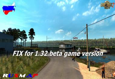 FIX for RusMap v1.8.1 1.32 beta