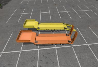 Fliegl Low Loader v1.0.0.1
