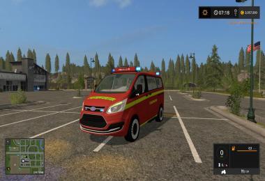 Ford Transit MTW v0.9 Beta