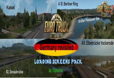 Germany Revisited Loading Screens Pack v1.0