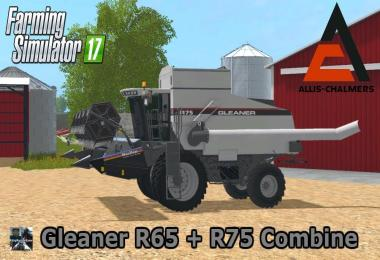 Gleaner R series v2.0 edit