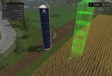Harvestore Silo placeable v1.0.0