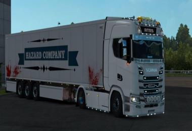 Hazard Company Skin (Metallic Paintable) v1.0
