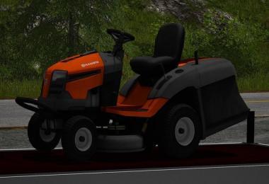 Husqvarna T38 lawn tractor v1.0