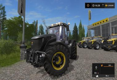 JCB tractor update by Stevie