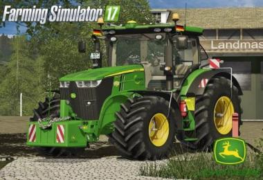 John Deere 7R Series Pack Update v1.0
