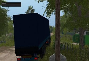 Kamaz 5460 and Semi trailers by Mouse