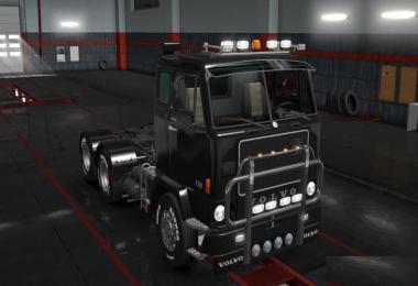 Lightbars & Bullbars addon for Volvo F88 v1.0