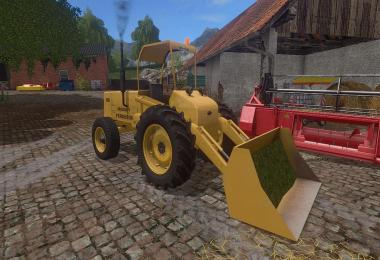 Massey Ferguson 356 Loader Pack v1.0