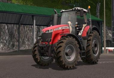 Massey Ferguson 8700S v2.0
