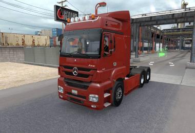 Mercedes Axor ATS 1.31