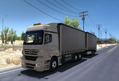 Mercedes Axor for ATS 1.31.x
