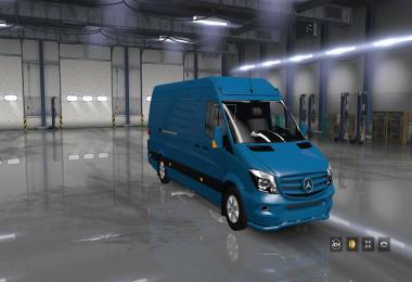 Mercedes Sprinter 2015 v1.0