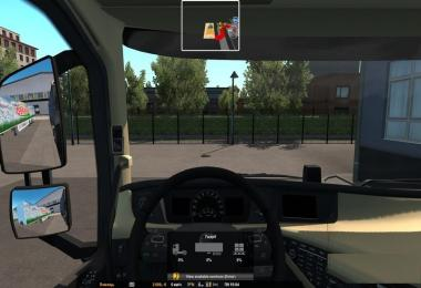 Modified Route Advisor for ETS2 1.32
