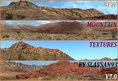 New Mountain Textures v7.0