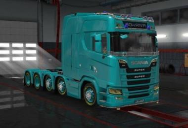 New Scania S 2016 10x10 1.31.x