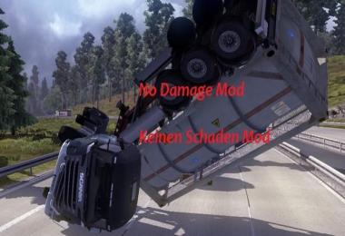 No Damage Mod 1.32