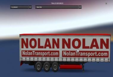 Nolan Transport Red Trailer v1.0