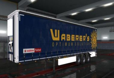 Owned Trailer Waberer's Skin v1.0