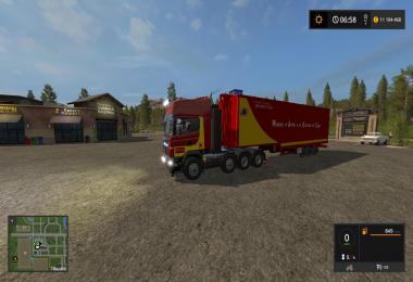 Pack MAGC securite civile V2.0