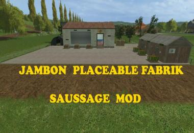Placeable Jambon factory v1.0.0.5
