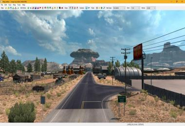Radiator Springs add-on v1.1 (fixed)