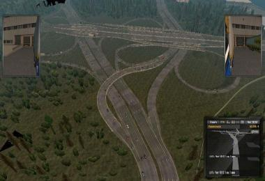 Realistic Russian Highways 5 Promods Version v1.0