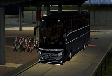 Retarder and Ventil Sounds for Travego Buses 1.31