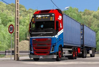 RPIE Volvo FH16 2012 1.32.2.27s (20/08/2018)