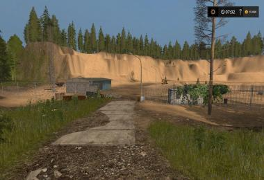 Russia map fixed v1.0
