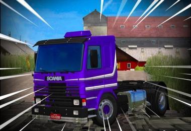 Scania P 93H v1.0