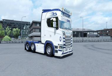 Scania S - Nordic by l1zzy