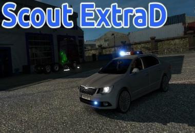 Scout Extra D (Skoda Superb) 1.31