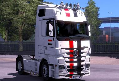 Skin Flag Egypt For ETS2 1.31.2.x