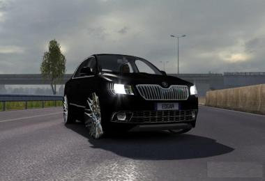 Skoda SuperB RS Edit by Edgar v3.0
