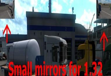 Small mirrors 1.32